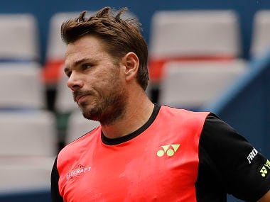 File image of Stan Wawrinka. AP