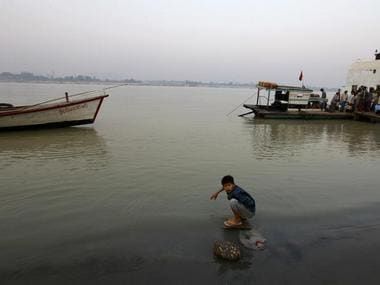 Chindwin river in Myanmar , where a ferry capsized on Saturday. So far 25 bodies have been recovered. Reuters