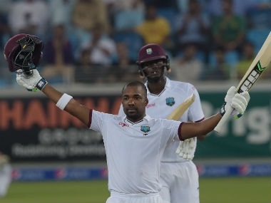 Darren Bravo slammed his eighth Test ton. AFP