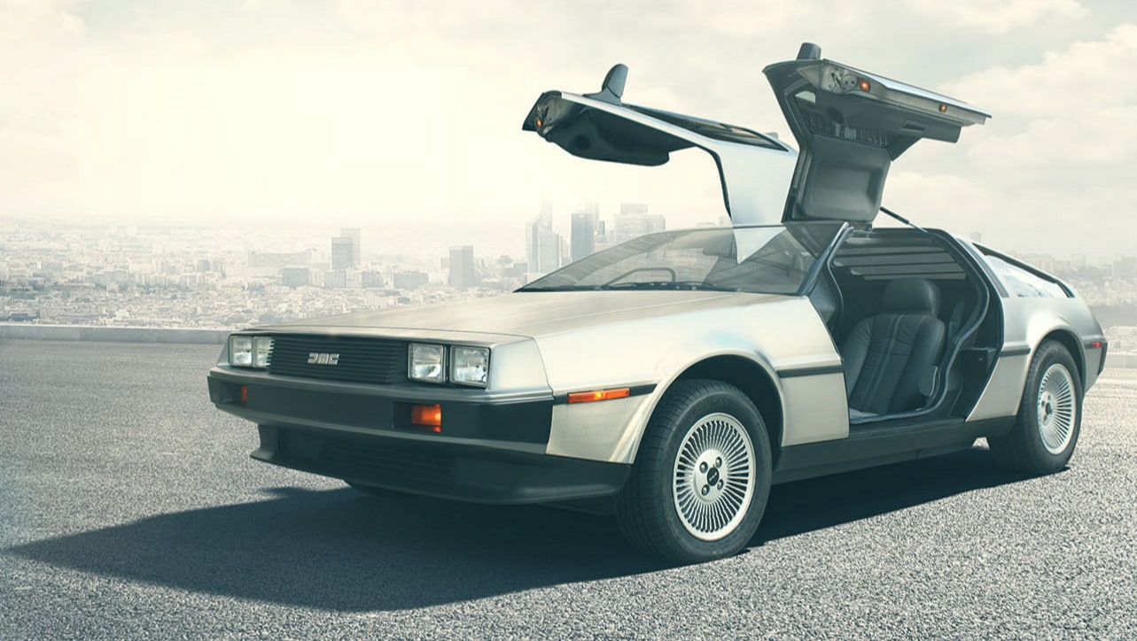 Heard of the DeLorean Motor Company?