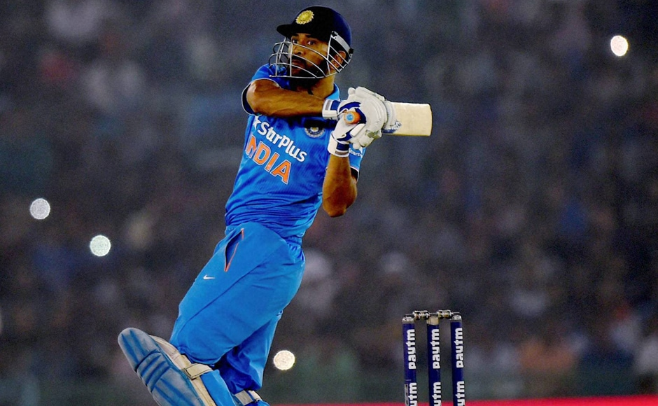 MS Dhoni's ploy to promote himself up the order worked perfectly as he gelled well with Virat Kohli and steadied the ship in the middle overs. PTI