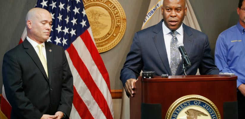 FBI Special Agent in Charge Eric Jackson talks about the FBI's roll in stopping a bomb plot. Image used for representational purpose. AP
