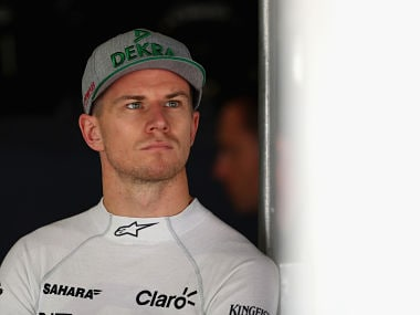 File photo of Nico Hulkenberg. Getty Images