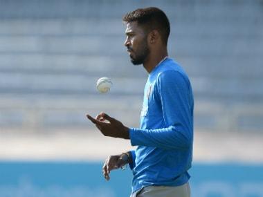 File image of Hardik Pandya. AFP