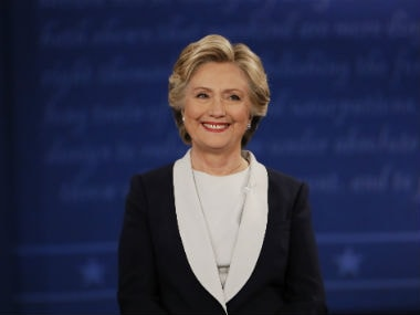 Hillary Clinton won the second presidential debate, said polls. Reuters
