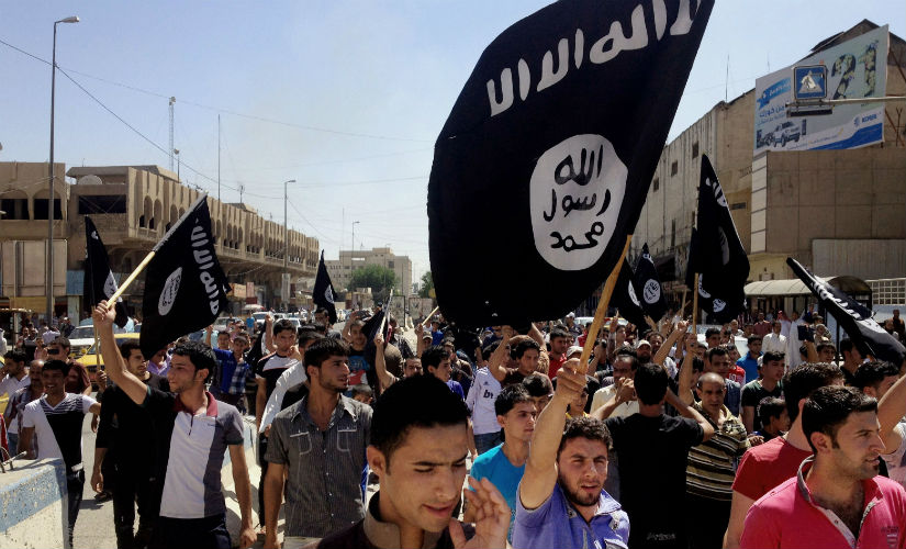 The Islamic State group has specifically targeted the US and the West, using its networks, online communications and social media to attract foreign fighters to the front lines and followers in other countries to take up the fight overseas. AP