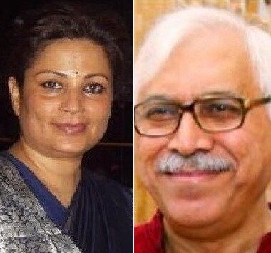 Ila Sharma and SY Quraishi. Twitter