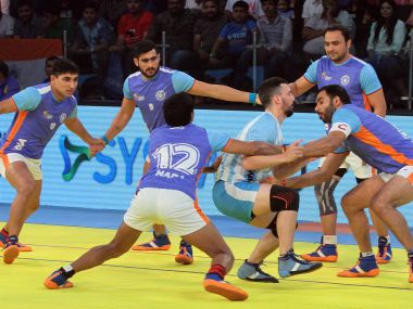 Kabaddi World Cup 2016, India vs England, Highlights: India reach semis with huge win