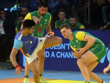 Kabaddi World Cup 2016, India vs Bangladesh Highlights: Dominant hosts record easy win