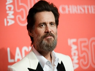 Jim Carrey. AP/File photo