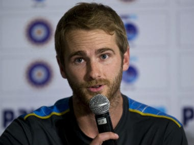 Kane Williamson won his first toss of the series. AP