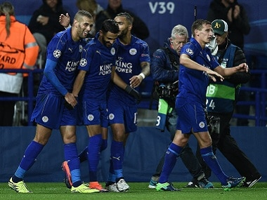 Leicester City now have three wins in three matches. AFP