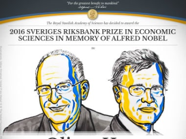 Nobel prize in economics: Oliver Hart, Bengt Holmström win for contributions to contract theory