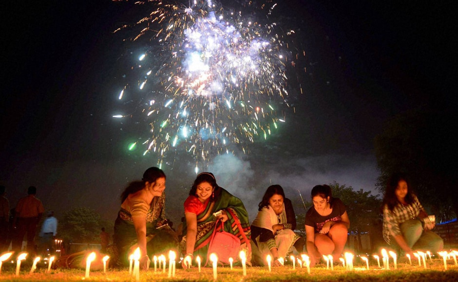 Diwali this year in Delhi is expected to be significantly more polluted than in the previous two years, said an official survey. (Photo: PTI)
