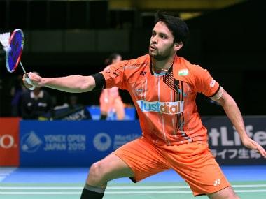 File image of Parupalli Kashyap. AFP