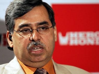 Hero MotoCorp Chairman Pawan Munjal. Reuters