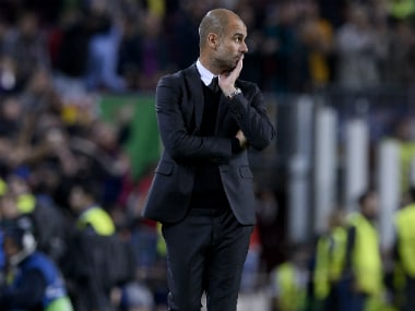 Pep Guardiola is confident his team can bounce back despite recent winless run. AFP