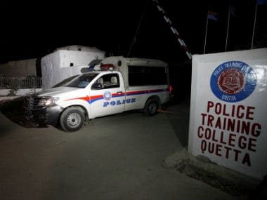 The death toll in the Quetta attack has now gone up to 60. Reuters