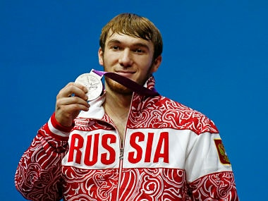 File photo of Russia's Apti Aukhadov. Reuters
