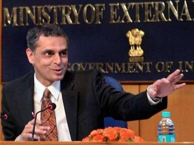File image of India's Permanent Representative to the UN Ambassador Syed Akbaruddin. Facebook