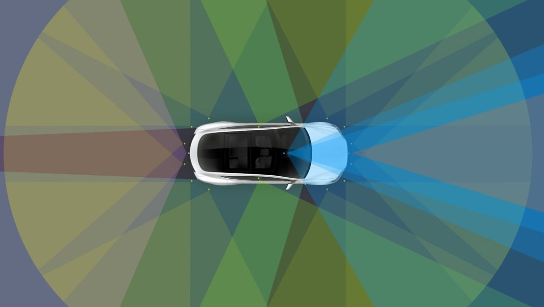 Tesla range now features full self-driving capability