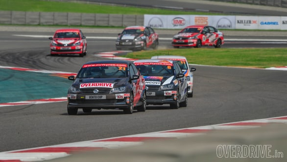 2016 Volkswagen Vento Cup race experience: Dream weekend