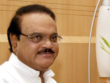 A file photo of Chhagan Bhujbal. AFP