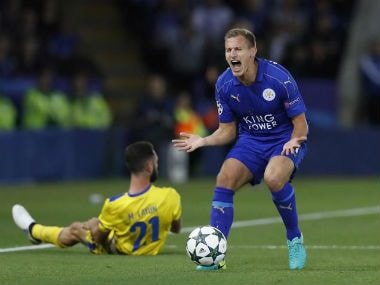 Premier League: Leicester City must fight to get back to winning ways, says Marc Albrighton
