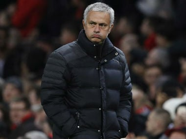 Mourinho admitted he would no longer feel a sense of invincibility at Stamford Bridge. Reuters