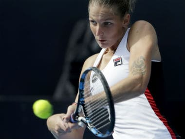 World number five Pliskova will lead the Czechs in Fed Cup final. AP