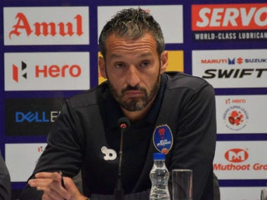 Dynamos' winless four-match run is increasingly becoming a cause of concern for coach Zambrotta. SportzPics