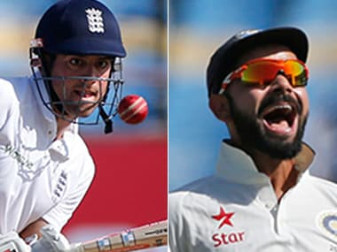 India vs England, 1st Test, Day 4, Highlights: Visitors lead by 163 runs at stumps