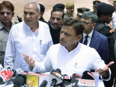 Akhilesh Yadav's rath yatra as it happened: 'Mulayam to decide SP's alliance in UP polls'