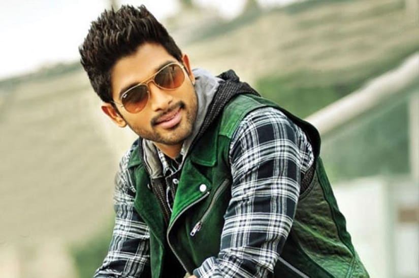 Allu Arjun had announced that he and his wife Sneha were expecting heir second child, back in July. News 18 image