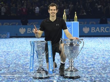 ATP Finals: Twitter reacts to Andy Murray's victory; World No 1 tipped for knighthood