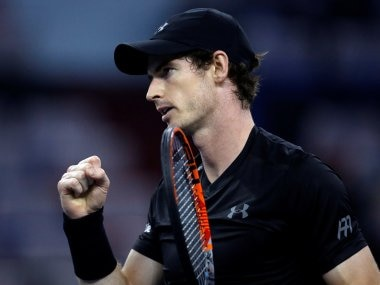 File photo of Andy Murray of Britain. Reuters