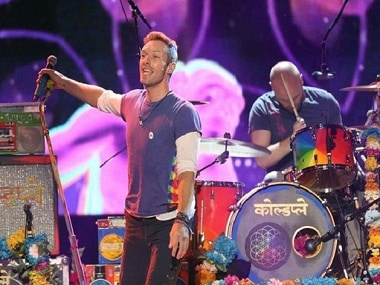 Coldplay's Mumbai concert in jeopardy? Congress wants gig scrapped, cites poll code