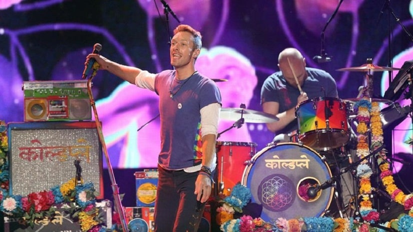 Is Coldplay's Mumbai concert, part of the Global Citizen Festival, on shaky ground? AP/File photo