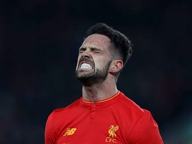 File picture of Danny Ings. Reuters