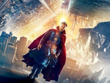 Benedict Cumberbatch as Doctor Strange. Image courtesy: @DoctorStrangeOfficial/Favebook