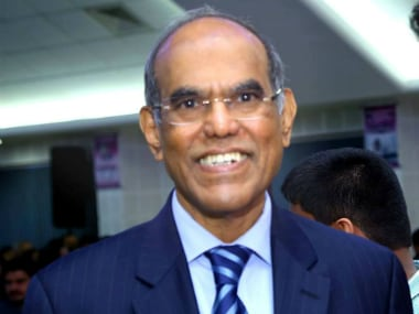 former RBI Governor Duvvuri Subbarao. Wikimedia commons