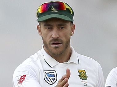 India vs South Africa: Proteas skipper Faf du Plessis feels the Newlands pitch looks ideal for his team