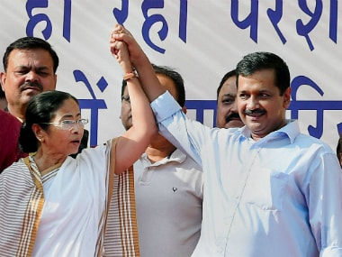 Mamata Banerjee and Arvind Kejriwal warned PM Modi to roll back the demonetisation within the next three days. PTI