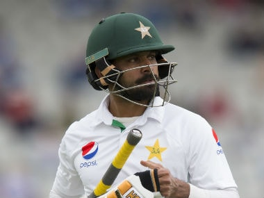 Mohammad Hafeez was dropped from the team during the tour of England earlier this year. AFP