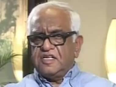 File photo of Justice Mukul Mudgal. Screenshot