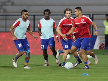 Mumbai City FC will be looking to seal a semifinal berth with a win over Chennaiyin FC. ISL