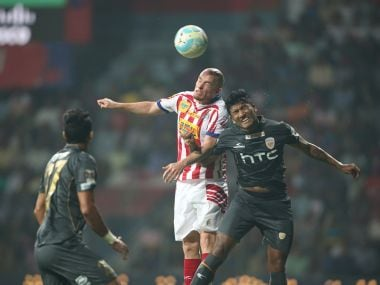 NorthEast United lost their defensive shape after injuries to two defenders late on. ISL