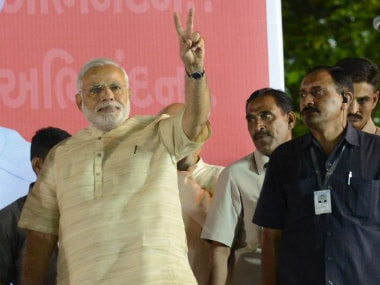 Prime Minister Narendra Modi announced a 10-question poll on his app. Reuters file image