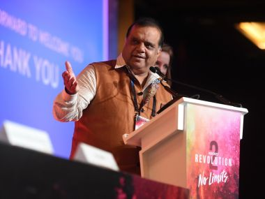 Newly-elected FIH president Narinder Batra is the first non-European to be elected to the post. Image courtesy: International Hockey Federation