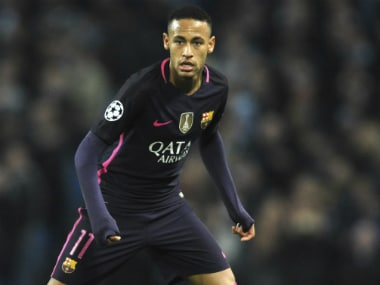 File image of Neymar. AP